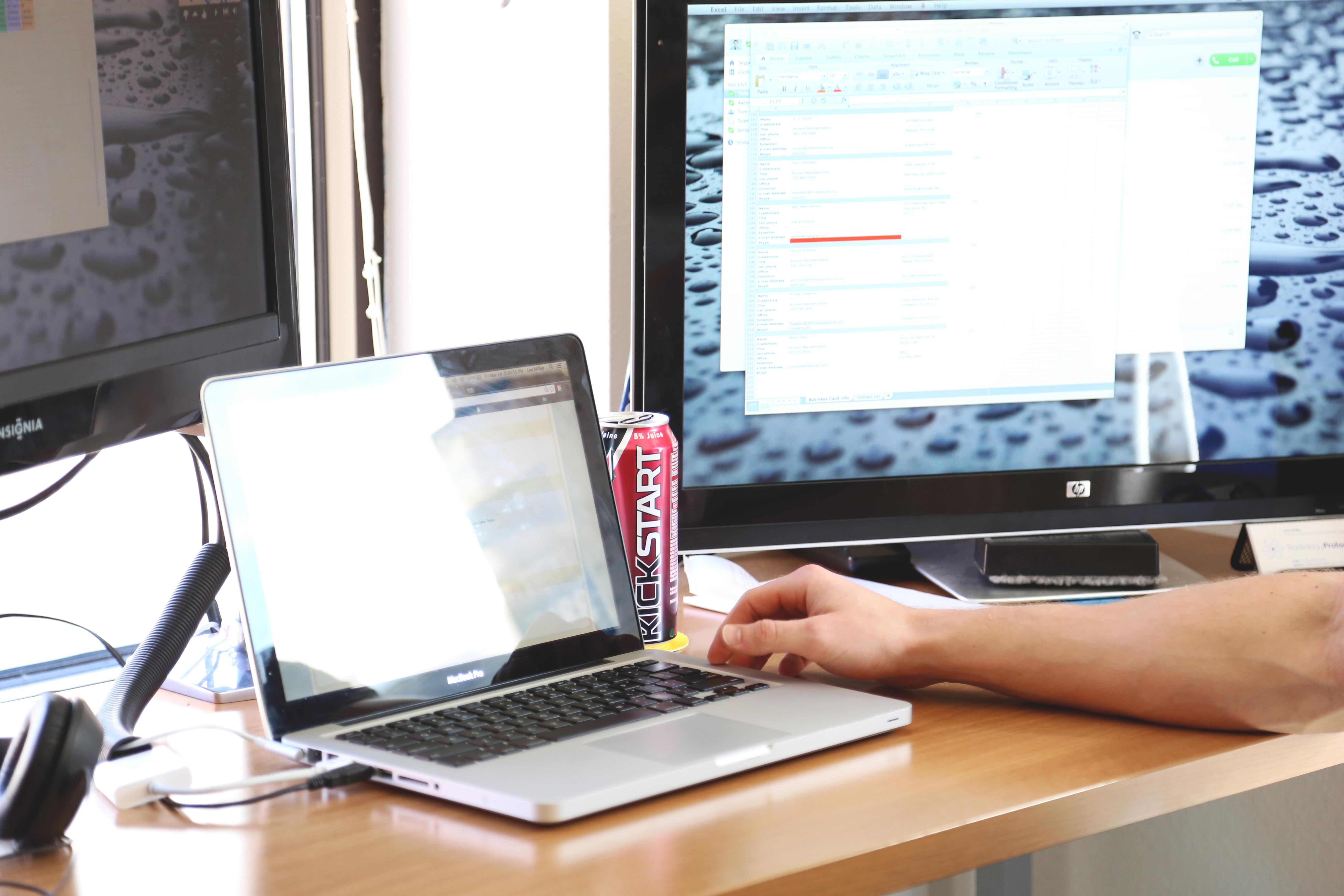 Vil du starte en blog? Her er et par ting du bør lære først!