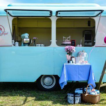 Mad til firmaarrangement – lej en food truck