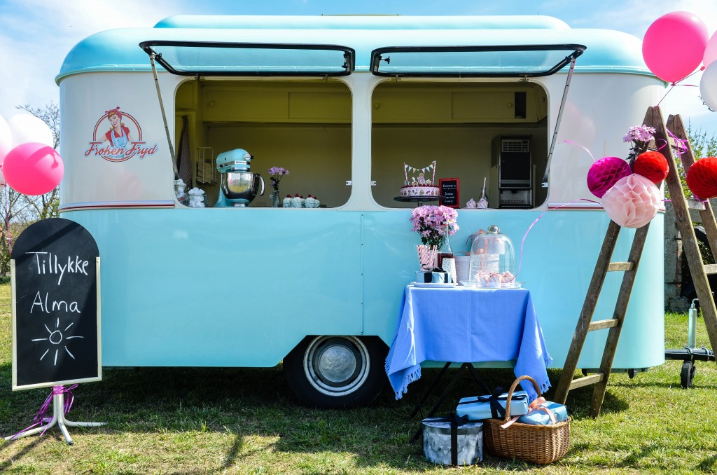 Mad til firmaarrangement – lej en food truck