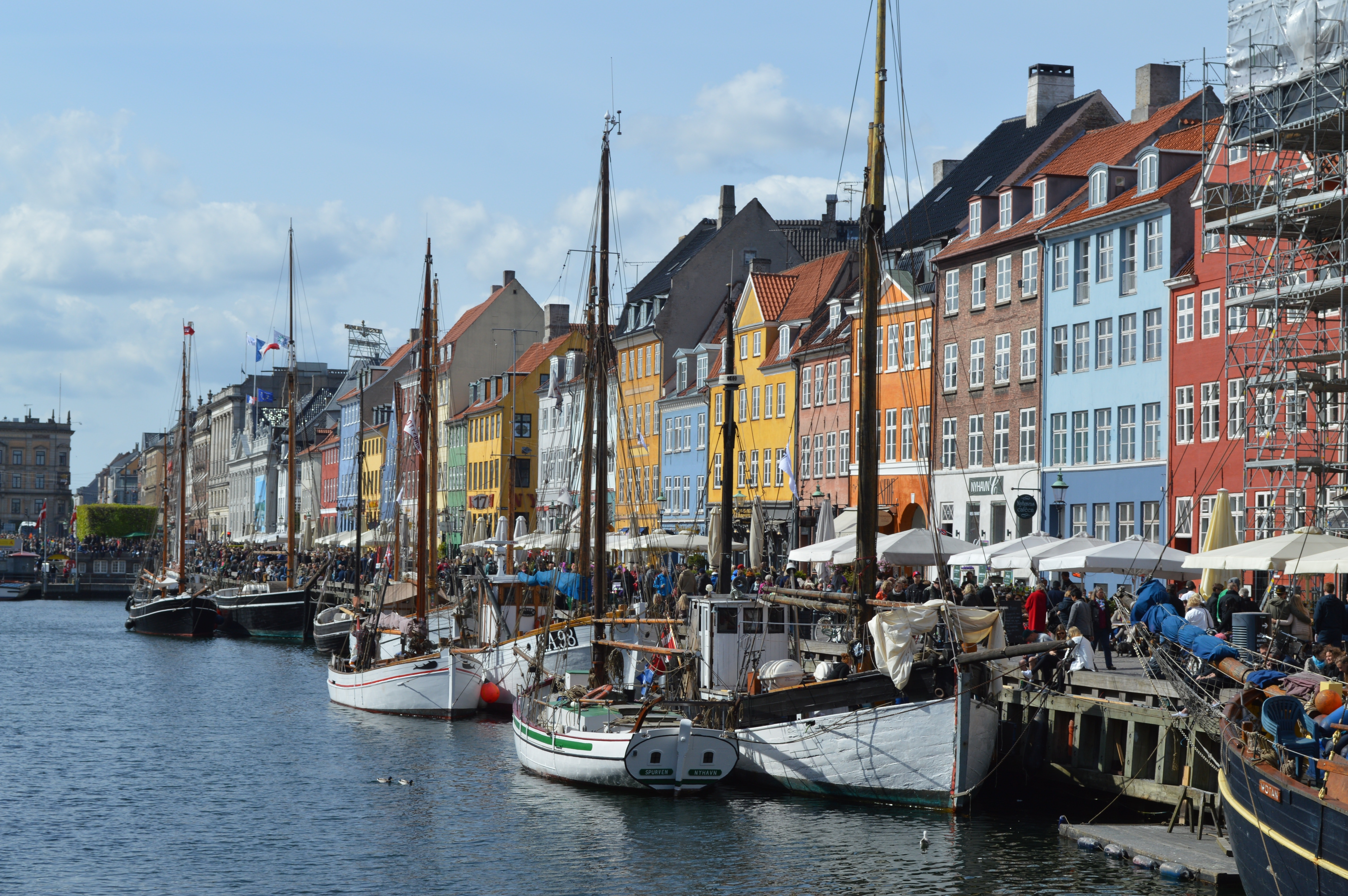 Spis ude på budget i København
